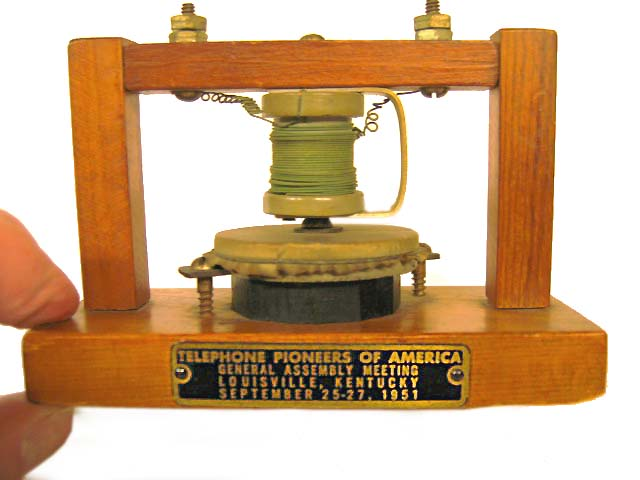 an analysis of the experimental models by alexander graham bell The historical problem of transmitting speech was turned into an active learning module, in which students sought to improve patents obtained by early telephone inventors like alexander graham bell and elisha gray, using equipment similar.